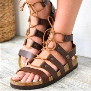 Papillio by Birkenstock's Cleo Gladiator Sandals